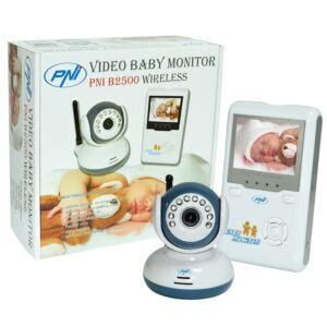 Videobabyfoon PNI B2500