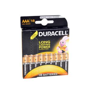 Duracell AAA of R3